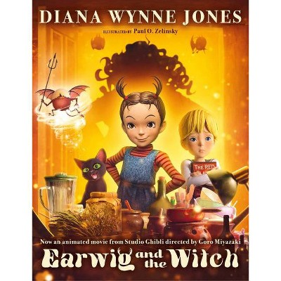 Earwig and the Witch Movie Tie-In Edition - by Diana Wynne Jones (Paperback)