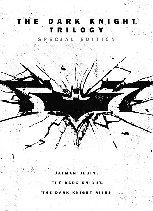The Dark Knight Trilogy [4 Discs] - image 1 of 1