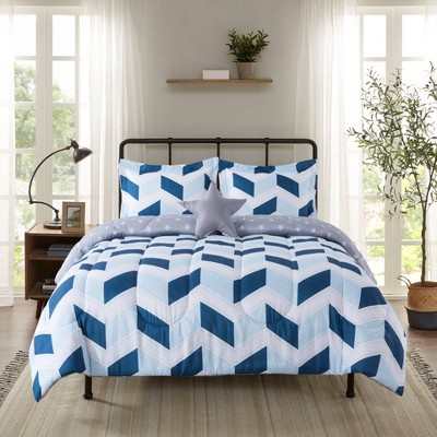 Carson Patchwork Comforter Set - Country Living