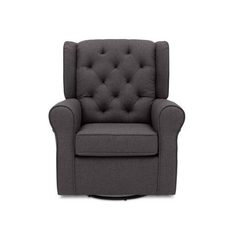Delta Children® Emma Nursery Glider Swivel Rocker Chair - image 1 of 4