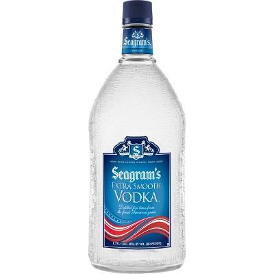 Seagram's Vodka - 1.75L Bottle