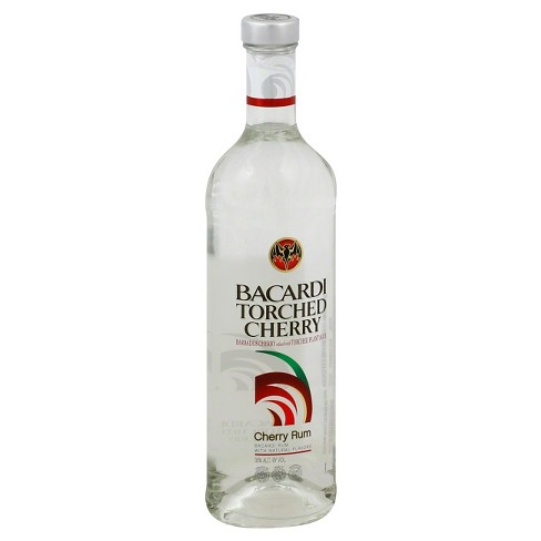 Bacardi® Torched Cherry Rum - 750mL Bottle - image 1 of 1