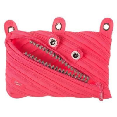 Monster Pencil Case Pink - ZIPIT