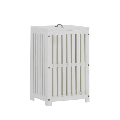 Highlands Clothes Hamper White - Hillsdale Furniture