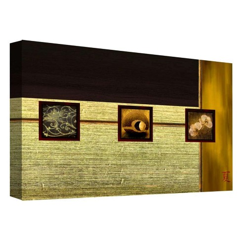 "Earth I Decorative Canvas Wall Art 11""x14"" - PTM Images - image 1 of 1"