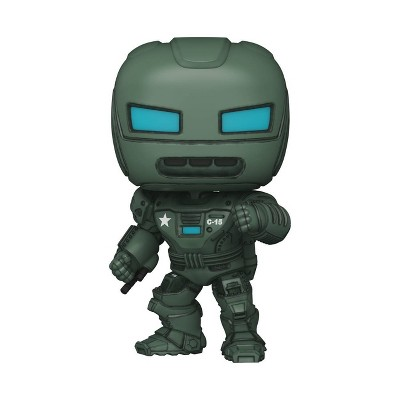 Funko POP! Marvel: What If...? - The Hydra Stomper