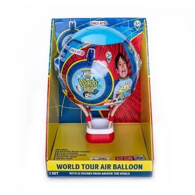 Ryan's World Tour Hot Air Balloon