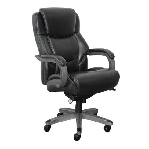 Delano Big & Tall Bonded Leather Executive Office Chair - La-Z-Boy - image 1 of 4