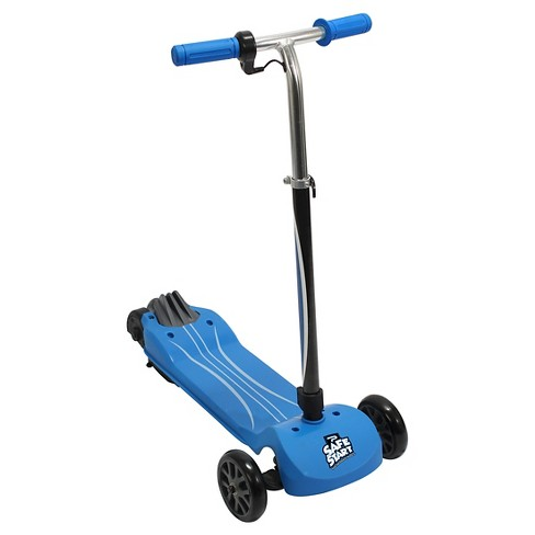 Pulse Safe Start® Transform Electric Scooter - Blue/White - image 1 of 5