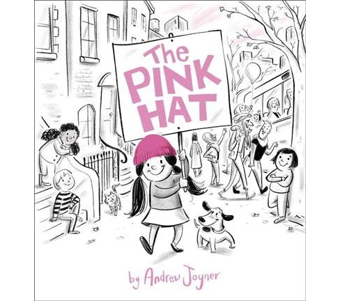 Pink Hat -  by Andrew Joyner (Hardcover) - image 1 of 1