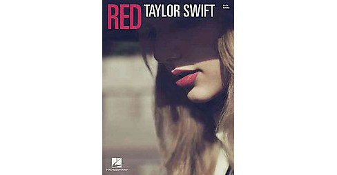 Taylor Swift : Red (Paperback) - image 1 of 1