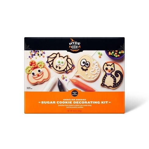 Halloween Goulish Sugar Cookie Decorating Kit - 11.6oz - Hyde & EEK! Boutique™ - image 1 of 4