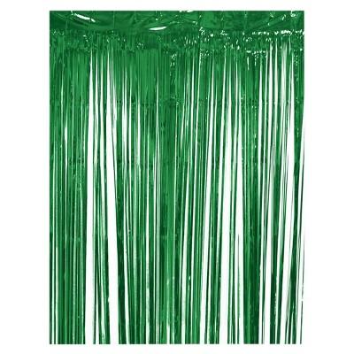 Fringe Party Backdrop Green - Spritz™