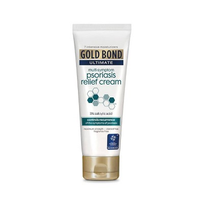 Body Lotions: Gold Bond Psoriasis Relief