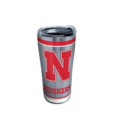 NCAA Nebraska Cornhuskers Water Bottle 20oz
