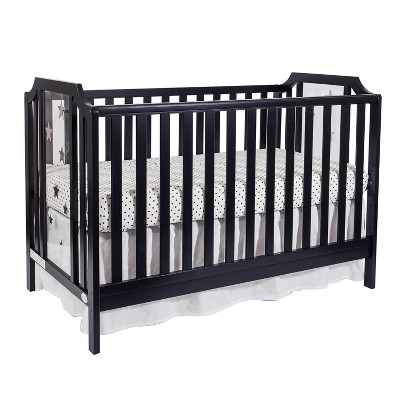 Suite Bebe Celeste Island Crib - Black