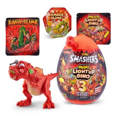 Smashers Mini Series 4 Mega Light-Up Dino