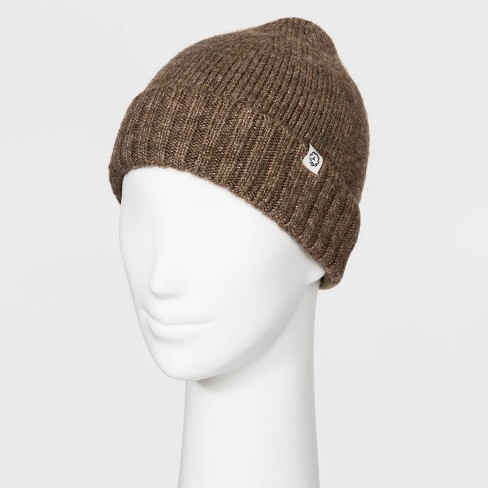 Women's Knit Cuffed Beanie - Universal Thread™ One Size - image 1 of 1