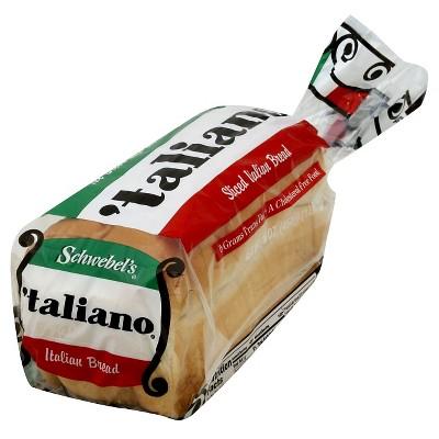 Schwebel's 'Taliano Italian Sandwich Bread - 16oz
