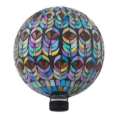 "Alpine 12"" Mosaic Glass Gazing Globe"
