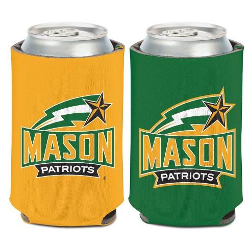 NCAA George Mason Patriots Logo Can Cooler - image 1 of 1