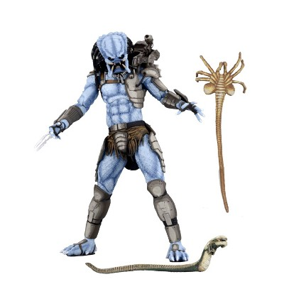 "Alien vs. Predator Arcade Mad Predator 7"" Action Figure"