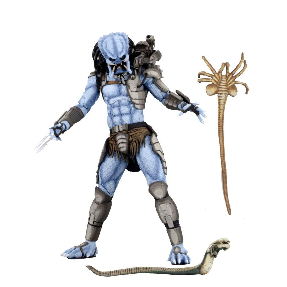 "Image of ""Alien vs. Predator Arcade Mad Predator 7"""" Action Figure"""