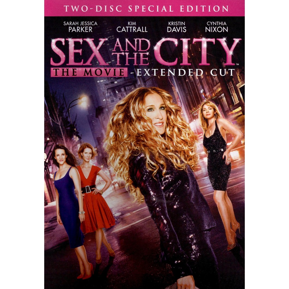 Sex and the City: The Movie [Special Edition] [Extended Version] [2 Discs]