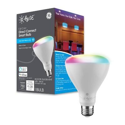 General Electric Full Color Smart LED Bulb BR30