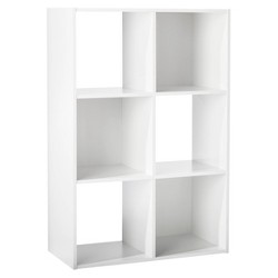 "6-Cube Organizer Shelf 11"" - Room Essentials™"