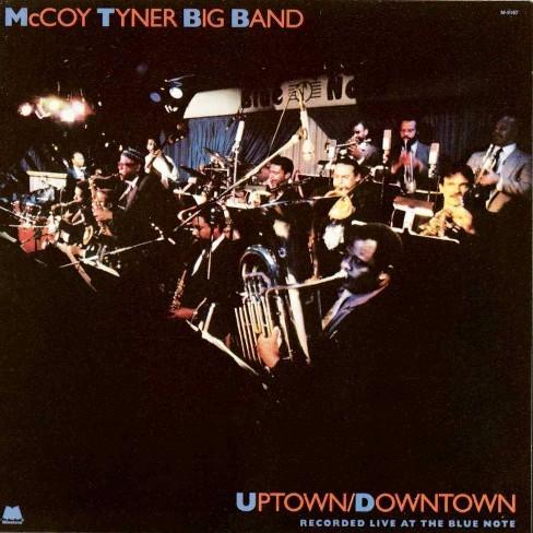 Mccoy Big Band Tyner - Big Blue Note (CD) - image 1 of 1