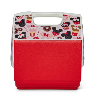 Igloo Playmate Pal Disney Mickey Sweet Treats Portable Cooler