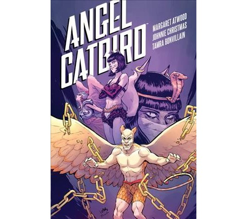 Angel Catbird 3 : The Catbird Roars -  by Margaret Eleanor Atwood (Hardcover) - image 1 of 1