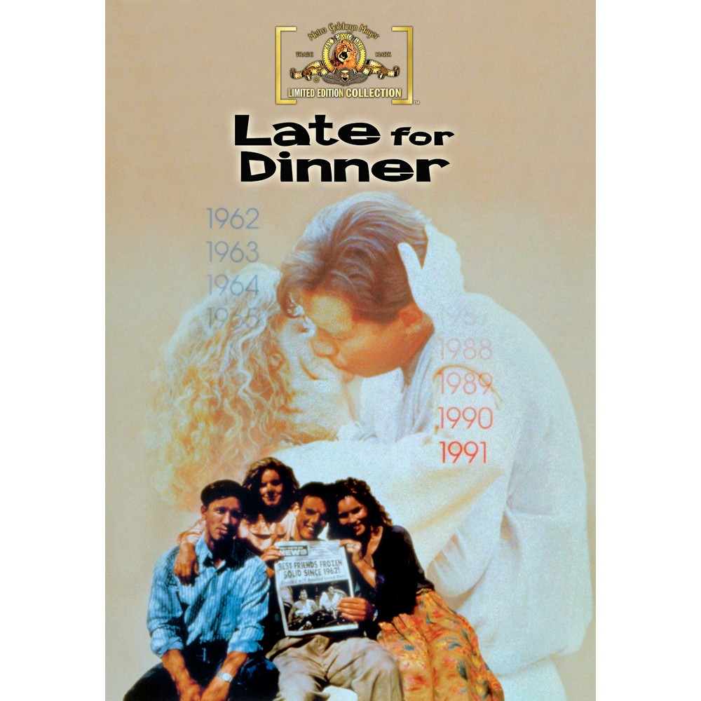 Late For Dinner (Dvd), Movies