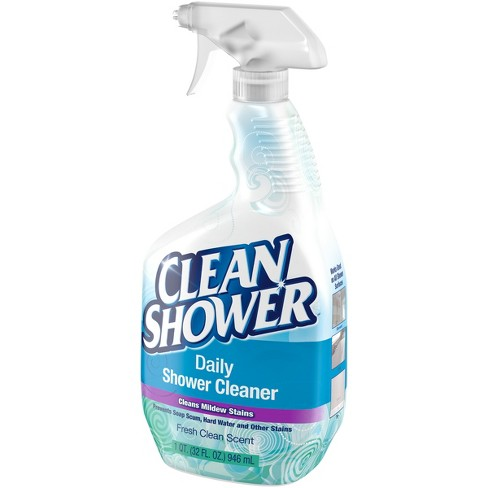 Clean Shower Daily Shower Cleaner 32oz Target