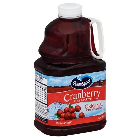 Ocean Spray Cranberry Juice - 101 fl oz Bottle - image 1 of 3