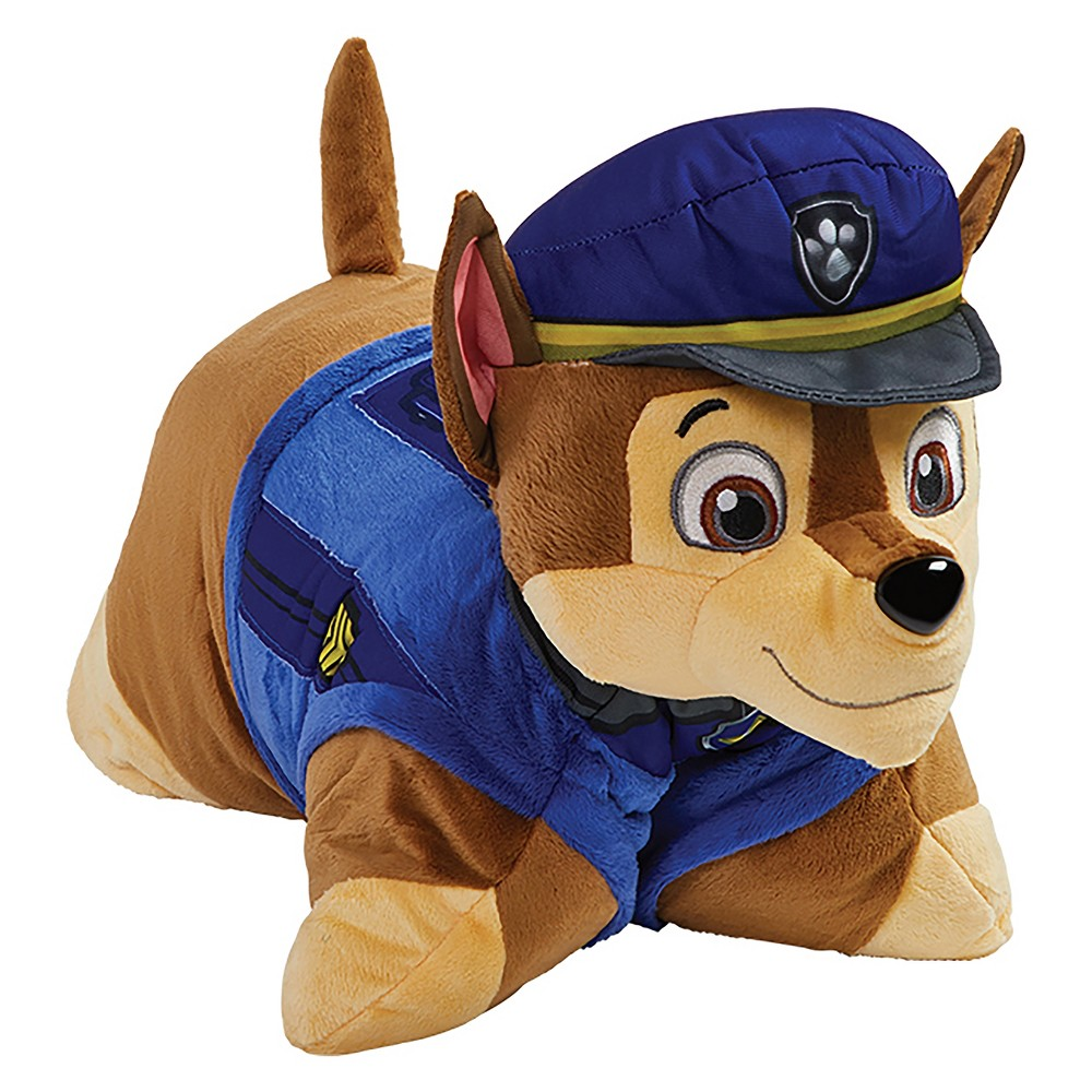 PAW Patrol Chase Pillow Pet Blue