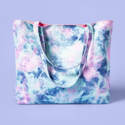 Kids' Tie-Dye Tote Handbag - More Than Magic™