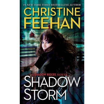 Shadow Storm - (Shadow Riders Novel) by  Christine Feehan (Paperback)