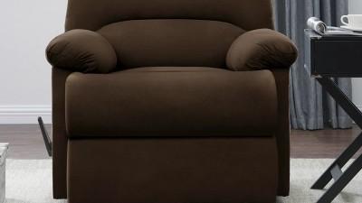Wall Hugger Microfiber Pillow Top Arm Recliner Chair - ProLounger : Target