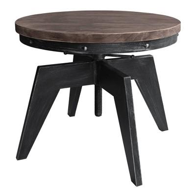 Tanis Industrial Coffee Table Pine - Modern Home