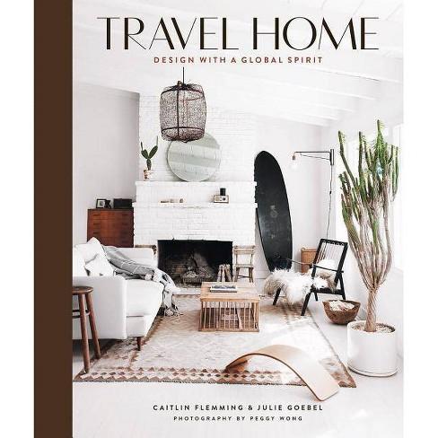 Travel Home - by  Caitlin Flemming & Julie Goebel (Hardcover) - image 1 of 1