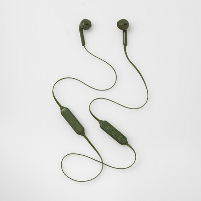 heyday™ Wireless Bluetooth Earbuds - Olive