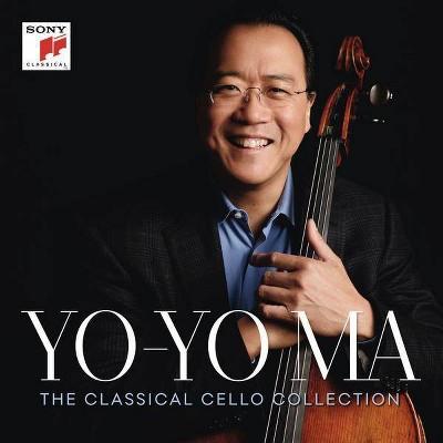 Yo-Yo Ma: The Classical Cello Collection (CD)