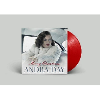 Day Andra - Merry Christmas From Andra Day  Red (Vinyl)