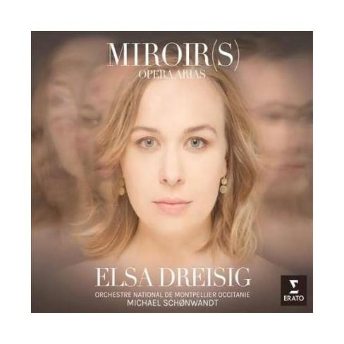 Elsa Dreisig - Mirrors (CD) - image 1 of 1