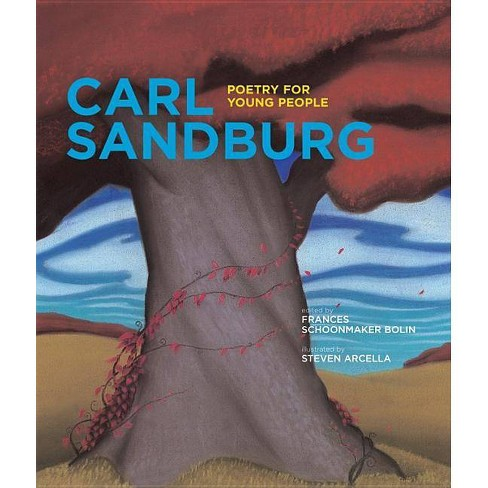 Poetry for Young People: Carl Sandburg - (Poetry for Young People (Paperback)) (Paperback) - image 1 of 1