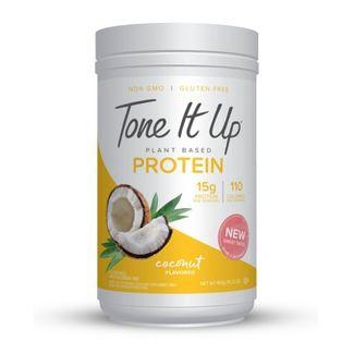 Tone It Up Plant Based Protein Powder - Coconut - 14.32oz