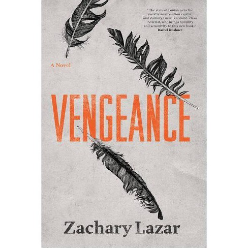Vengeance - by  Zachary Lazar (Paperback) - image 1 of 1