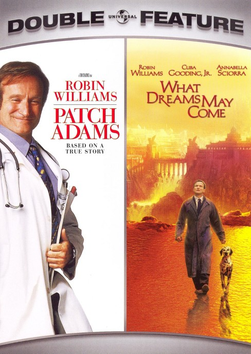 Patch Adams/What Dreams May Come [2 Discs] - image 1 of 1